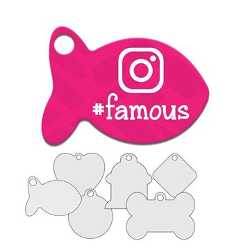 Picture of Facebook Famous Pet Tag