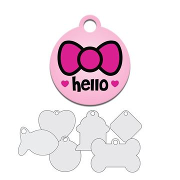 Picture of Hello Pet Tag