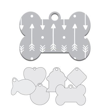 Picture of BOHO Design Pet Tag