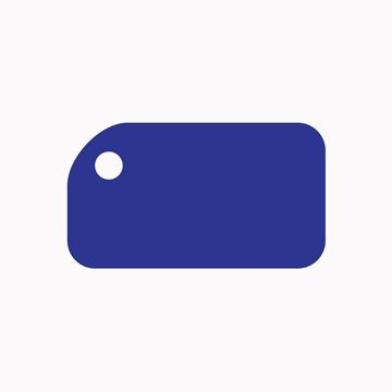 Picture of Blue KeyTag