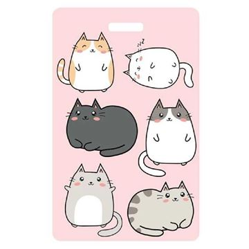 Picture of Cats Child Luggage Tag