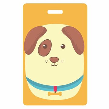 Picture of Puppie Child  Luggage Tag
