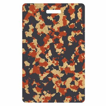 Picture of America Camo Luggage Tag