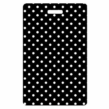 Picture of Black Dots Luggage Tag