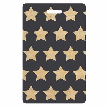 Picture of Blue Stars Luggage Tag
