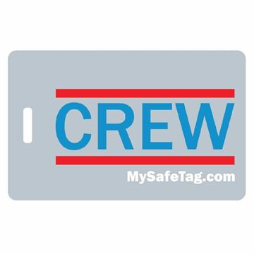 Picture of American Crew Luggage Tag