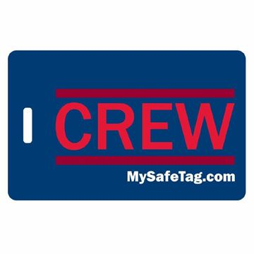 Picture of Delta Crew Luggage Tag