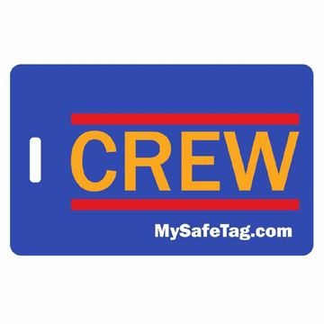 Picture of Southwest Crew Identity Safe Luggage Tag