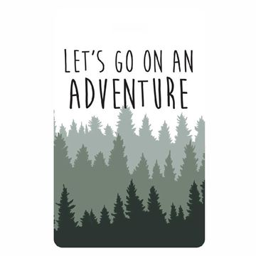Picture of Adventure Luggage Tag