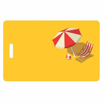 Picture of Beach Luggage Tag