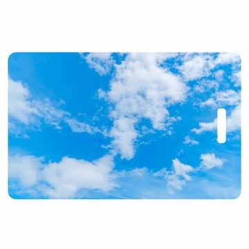 Picture of Blue Sky Luggage Tag