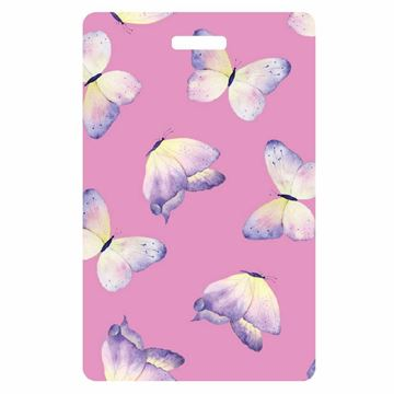 Picture of Butterfly Luggage Tag