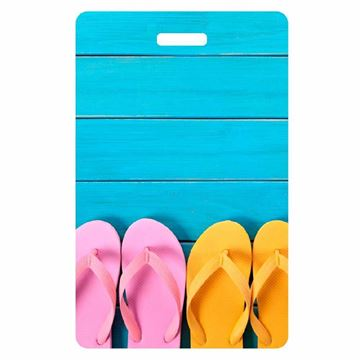 Picture of Flip Flops Luggage Tag