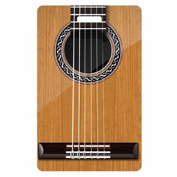 Picture of Guitar Luggage Tag