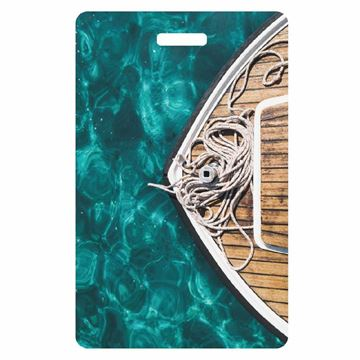Picture of Boat Hull Luggage Tag
