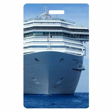 Picture of Cruise Ship Luggage Tag