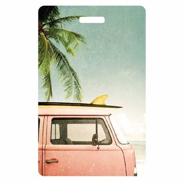 Picture of Old Van Luggage Tag