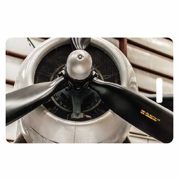 Picture of Propeller Luggage Tag
