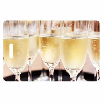Picture of Champagne Luggage Tag