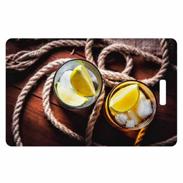 Picture of Rum Luggage Tag