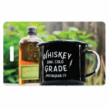 Picture of Whiskey Luggage Tag