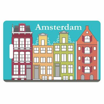 Picture of Amsterdam Luggage Tag