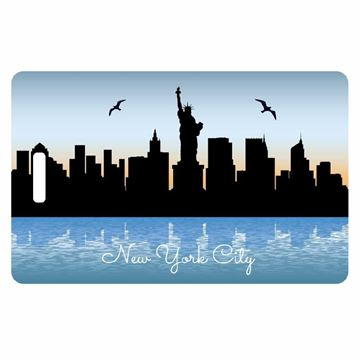 Picture of New York City Luggage Tag