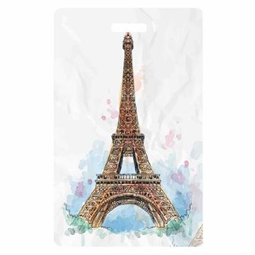 Picture of Paris Luggage Tag