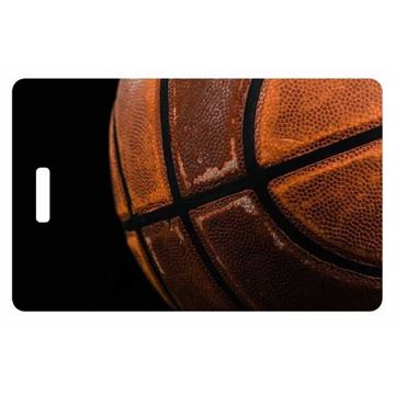 Picture of Basketball Luggage Tag