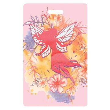Picture of Fairies Luggage Tag