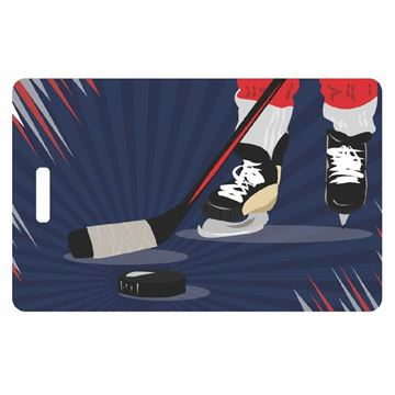 Picture of Hockey Luggage Tag