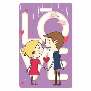 Picture of Love Luggage Tag