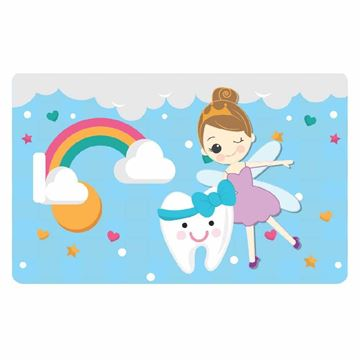 Picture of Fairies Child Luggage Tag