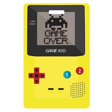 Picture of Game Kid Luggage Tag