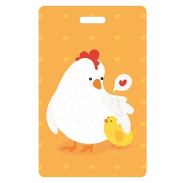 Picture of Little Chickee Luggage Tag