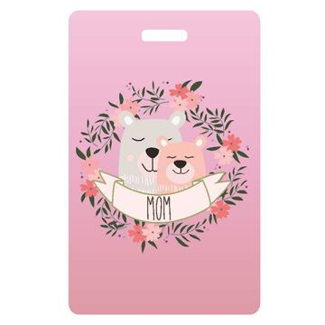 Picture of Mama and Cubby Luggage Tag