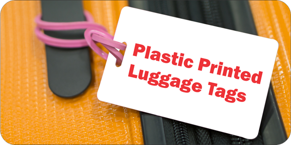 Picture for category Plastic Printed Luggage Tags
