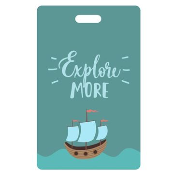 Picture of Explore More Luggage Tags
